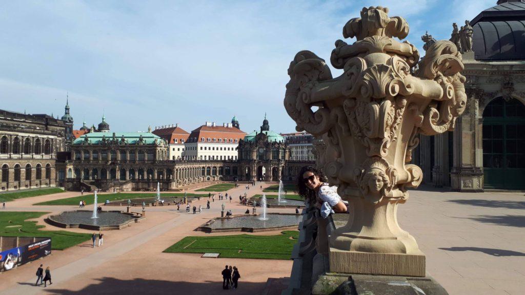 Axelle à Dresde